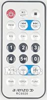 Original remote control AVENZO RC6020
