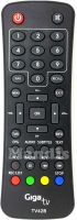 Original remote control GIGA TV TV42B