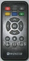 Original remote control WOXTER i-Box 150