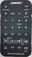 Original remote control BOSE Wave SoundToouch IV